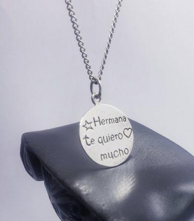 COLG. DISCO CON TE QUIERO HERMANA (COTT3199)