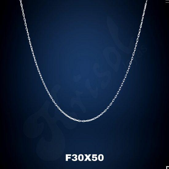CADENA FINA DE 50 CMS. (F30X50)