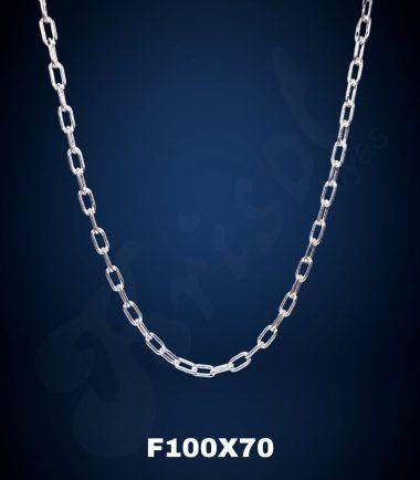 CADENA LIM. ESLABON SIMPLE 70 CM. (F100X70)