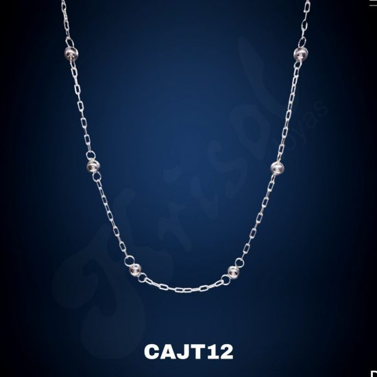 COLLAR CON 10 BOLITAS 5MM (CAJT12)