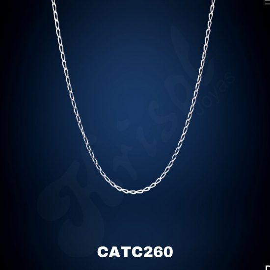 CAD. ESLABON AMERICANO 45CM 2.5GR (CATC260)