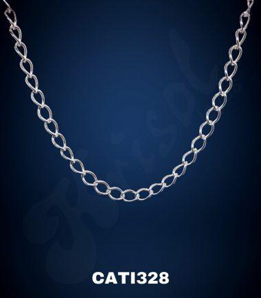 COLLAR AMERICANO 50CM 8.8GR (CATI328)