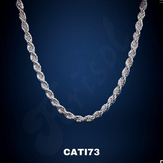 COLLAR CORDON GRUESO 50CM 14,4GR (CATI73)