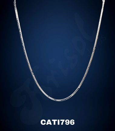 COLLAR VENECIA 4.8GR 50CM (CATI796)