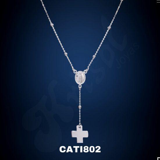 COLLAR DENARIO 45CM 6.6GR (CATI802)