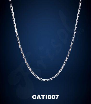 CADENA ESL. RECTANG. (CATI807)