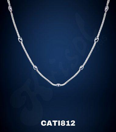 COLLAR ESPUMA C/BOL OVAL 45CM (CATI812)
